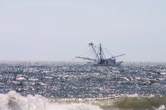 рыболовство шлюпки Стоковое фото RF