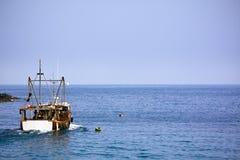 рыболовство шлюпки Стоковая Фотография RF