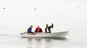 рыболовство Стоковая Фотография