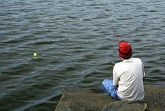 рыболовство Стоковые Фото