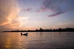рыболовы Стоковые Фотографии RF
