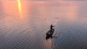 Рыболов стоковые изображения rf