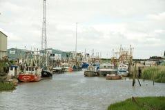 Рыбопромысловый флот стоковые изображения rf