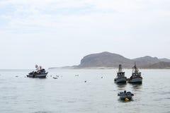 Рыболовецкие судна стоковая фотография rf