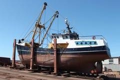 Рыболовецкое судно 01 Стоковое фото RF