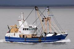 Рыболовецкое судно 02 Стоковые Изображения