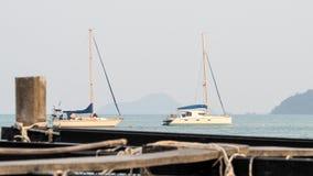 Рыболовецкое судно Стоковая Фотография