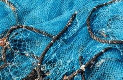 Рыболовная сеть в Goa Стоковые Изображения