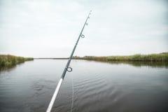 Рыболовная удочка Стоковое Изображение RF