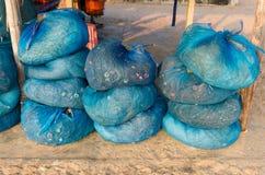 Рыболовные сети в пачке Стоковые Фотографии RF