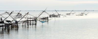 Рыболовные сети Стоковое Изображение RF