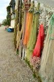Рыболовные сети Стоковая Фотография