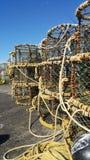 Рыболовные сети Стоковые Изображения RF