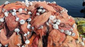 Рыболовные сети стоковое изображение