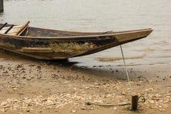 Рыболовство анкера. Стоковое Фото
