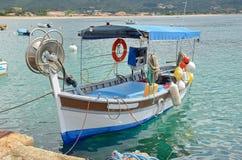 рыболовство шлюпки малое стоковые изображения