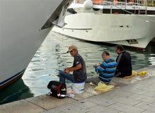 Рыболовы Стоковые Изображения