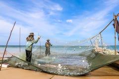 Рыболовы Стоковая Фотография RF