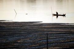 Рыболов Стоковое Фото