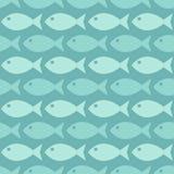 Рыбы в океане Стоковая Фотография RF