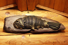 Рыбы глины Стоковое фото RF