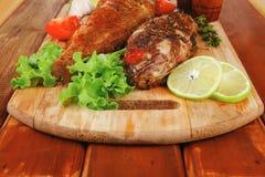 Рыбы жаркого золотые Стоковая Фотография RF