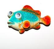 Рыбы игрушки Стоковая Фотография RF