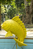 Рыбы изверга Стоковые Изображения