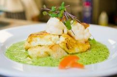 Рыбы и продукты моря Стоковое Фото