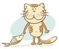 рыбы кота Стоковое фото RF