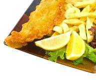 рыбы обломоков Стоковая Фотография RF