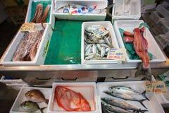 Рыбы рынка Стоковое фото RF