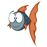 рыбы смешные бесплатная иллюстрация