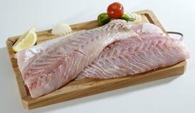 рыбы сырцовые Стоковые Фотографии RF