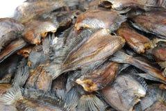 Рыбы тилапии Нила в рынке Стоковое Фото