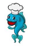 Рыбы шеф-повара Стоковые Изображения