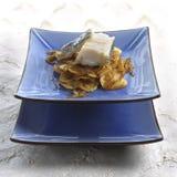 рыбы chips01 Стоковая Фотография
