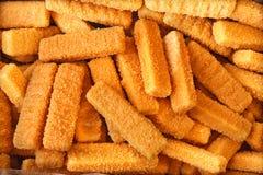 Рыбы Frozzen Стоковое фото RF