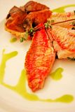 рыбы plat Стоковая Фотография RF