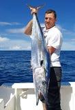 Рыбы Wahoo Стоковые Фото