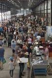 Рынки свежих продуктов Eveleigh, Сидней Стоковое фото RF