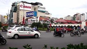 Рынок Бен Thanh акции видеоматериалы