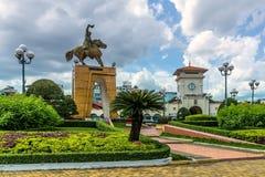 Рынок Бен Thanh Стоковое Фото