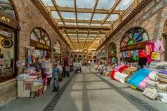 Рынок Бурсы крытый Стоковая Фотография RF