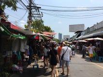 Рынок выходных Chatuchak Стоковые Изображения RF