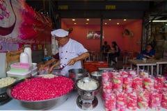 Рынок выходных Jatujak Стоковые Фотографии RF