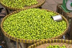 рынок Вьетнам еды Стоковое фото RF