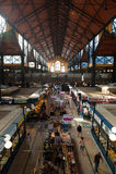 Рынок в Будапешт, Венгрии стоковое фото rf
