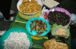 Рынок в Таиланде. Стоковые Изображения RF