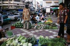Рынок в Таиланде. Стоковое Изображение RF